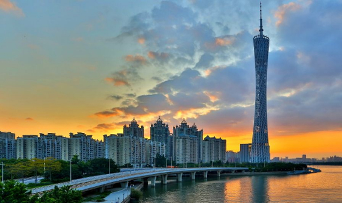 400121 Canton Tower(433-meter sightseeing), Guangzhou