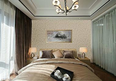 卧室 简约现代