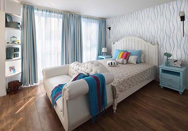 卧室 地中海风格