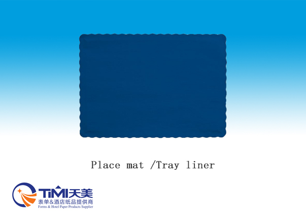 Place mat /Tray liner