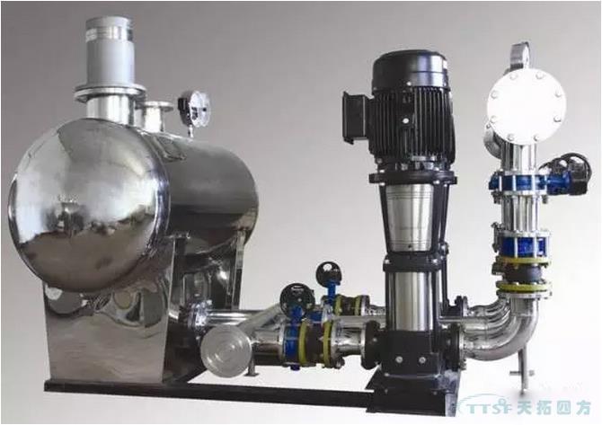 供水水泵控制系统再升级,数网星云平台功不可没