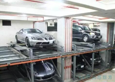 城市痛点中的商机|数网星云平台助力智能立体停车
