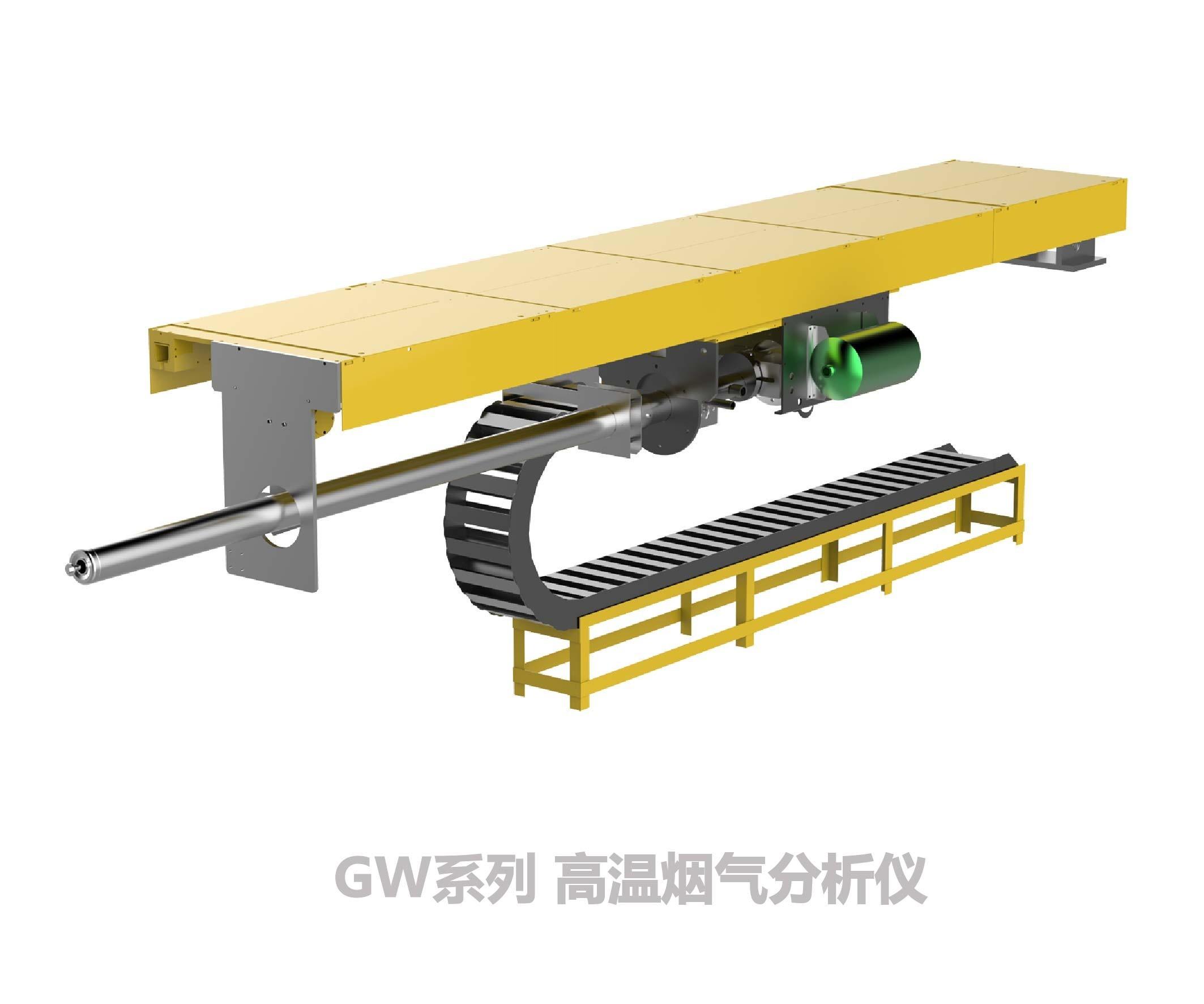 GW系列高温烟气分析仪