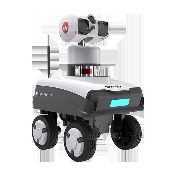 SD-Z460 轮式电力巡检机器人