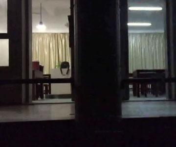 教室灯光频闪对比-万博足彩app光电LTTS