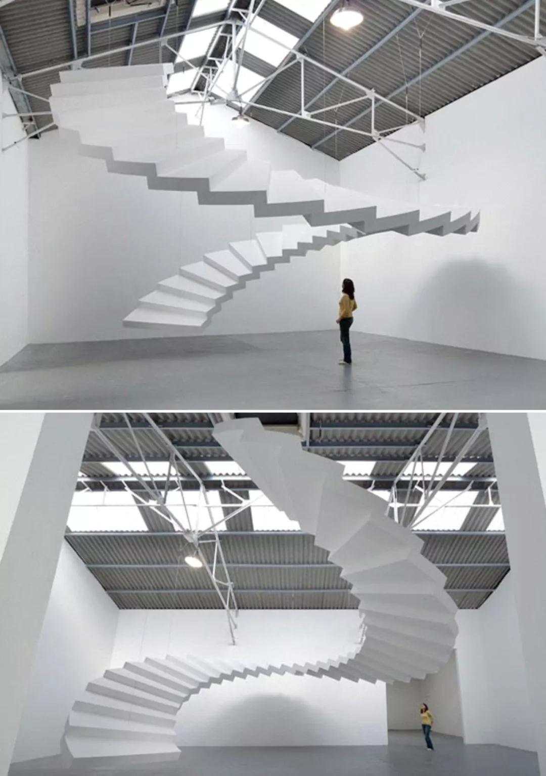 """""""楼梯也疯狂"""",盘点那些脑洞大开的创意设计"""