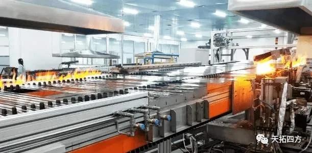 天拓集智携手西门子助力玻璃企业脱硫脱硝工艺核心设备KPI大幅提升