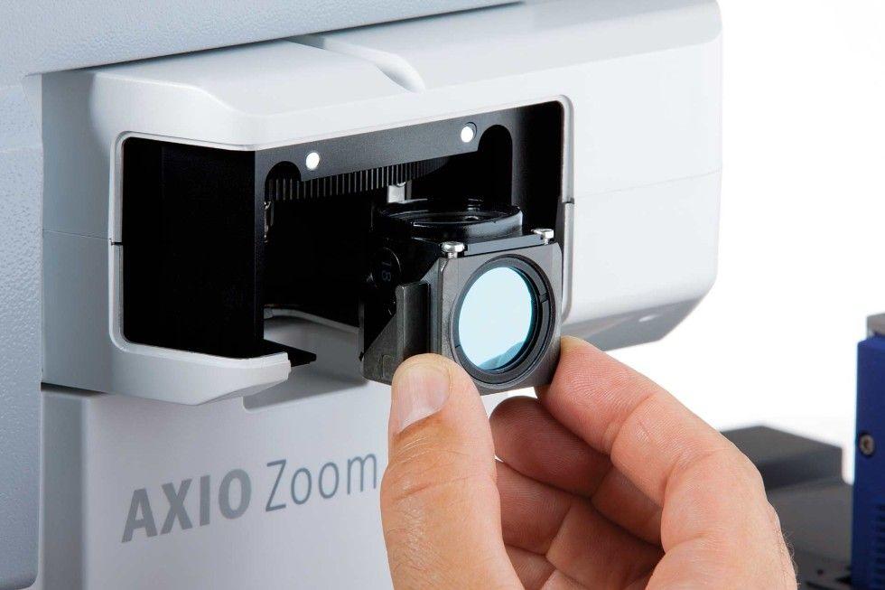 Axio Zoom. V16 变倍显微镜