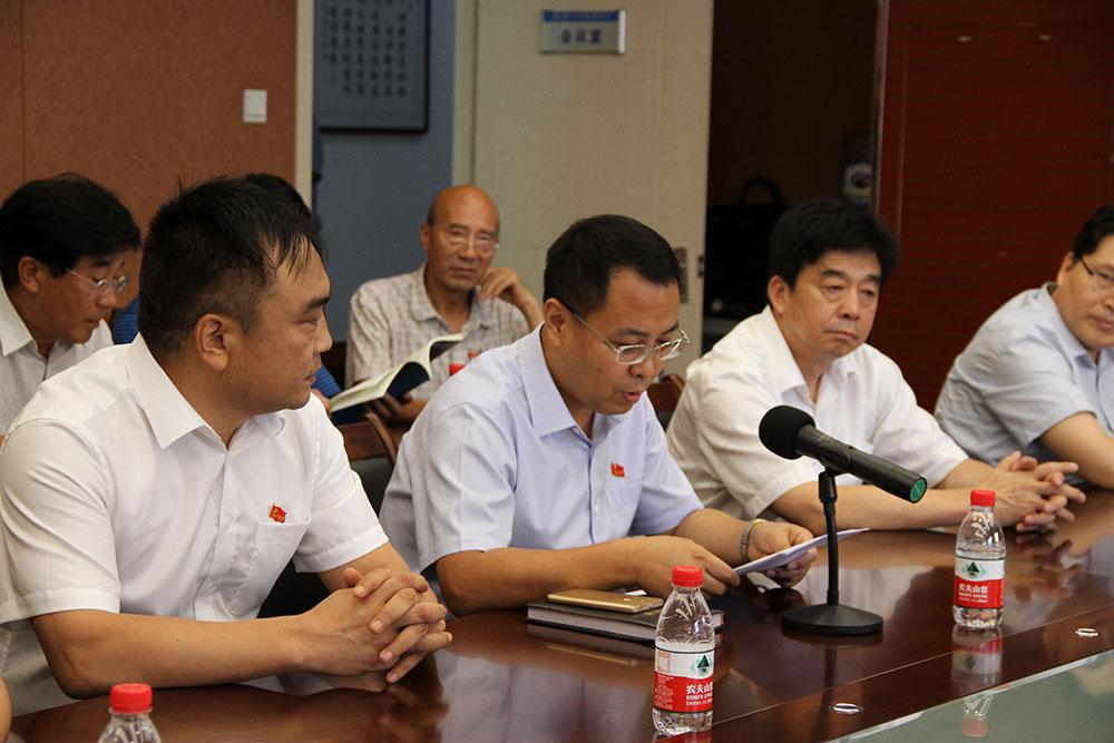 全省律师行业党建工作省级示范点
