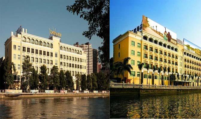 200151  Riverside Hotel, Zhongshan