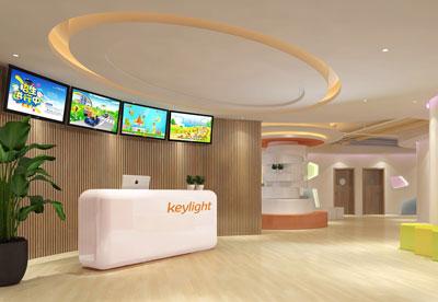 Keylight全脑教育(杭州)校区