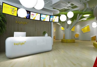Keylight全脑教育(大连)校区