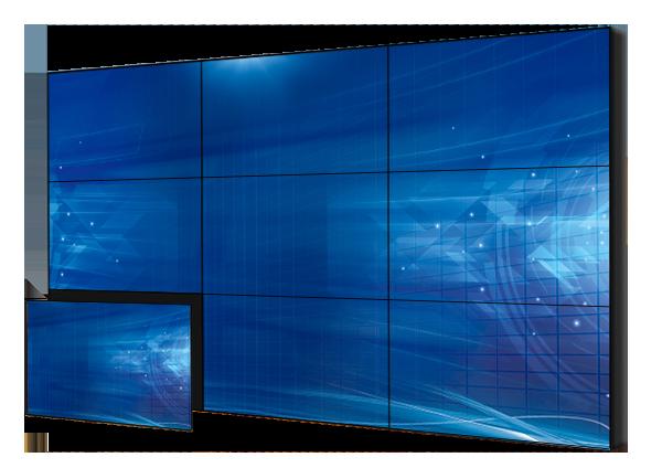 LG55寸液晶拼接屏1.8mm,窄边无缝拼接大屏幕    型号: NZ55015-L1