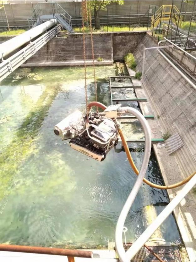 技术交流 共同发展 | 施罗德工业集团机器人亮相广州国际水务展