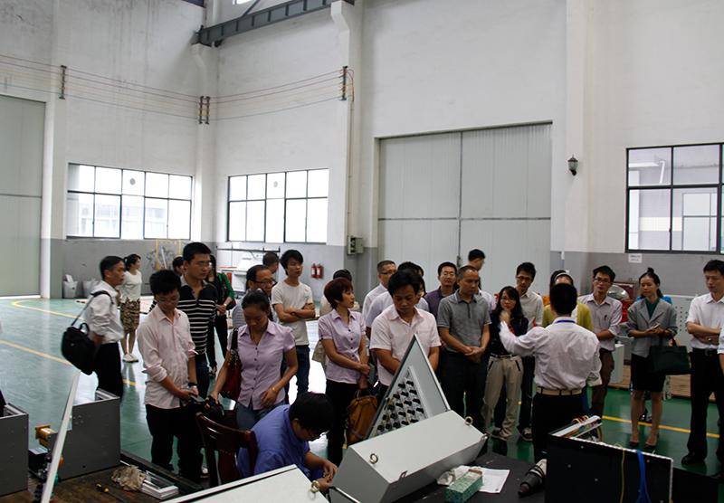 东南亚联合团技术交流