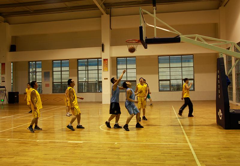 运动会-篮球赛