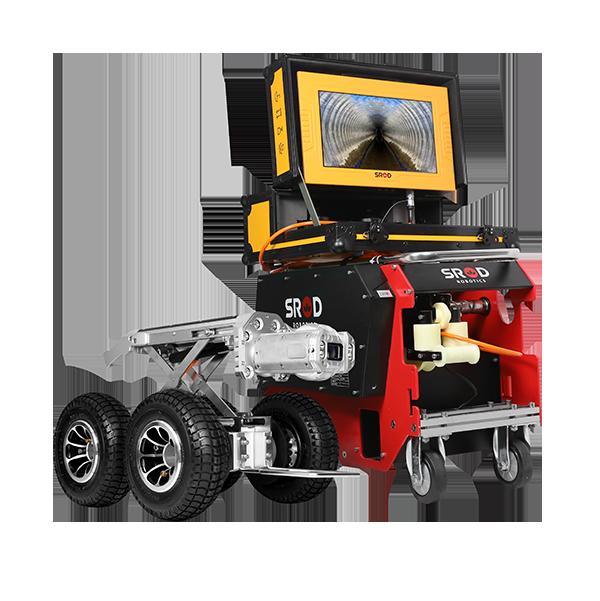 S200C 管道检测机器人