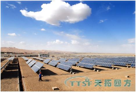 太阳能光热发电项目