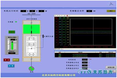风力发电机试验项目