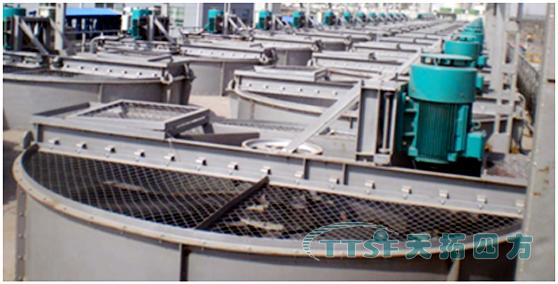 旋流井液位控制系统