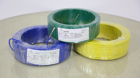 一般用途單芯軟導體無護套電力電纜
