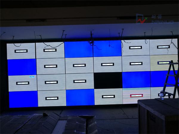 杭州华缘居宴会厅大屏拼接项目