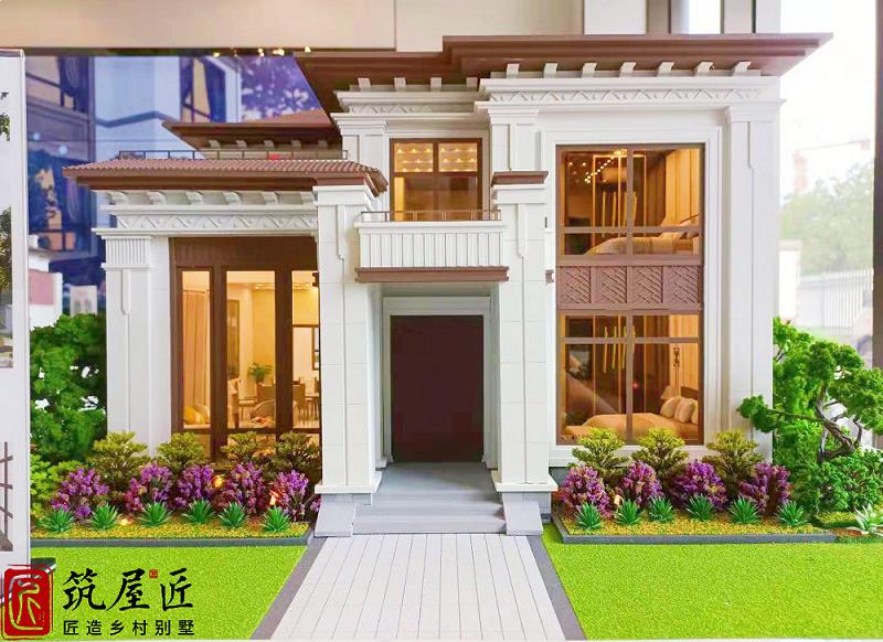 A1标准别墅建造(麻城)