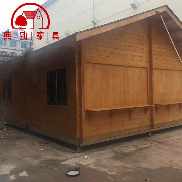 衢州商铺木屋别墅