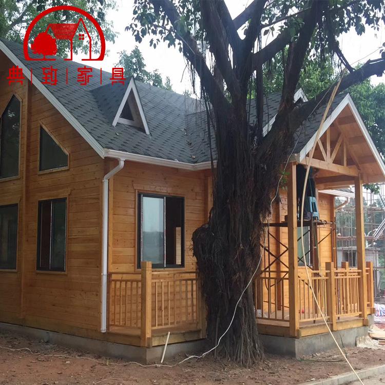 深圳木屋别墅