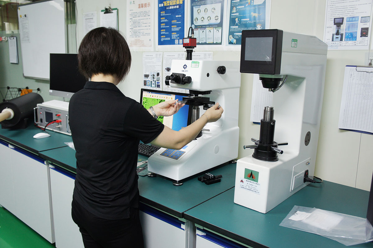 电磁铁材料硬度检测