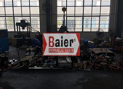 拜尔集团依托强大实力,承修大批量液压扳手维修业务