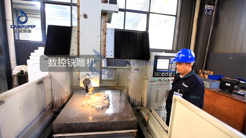 锅炉泵测试