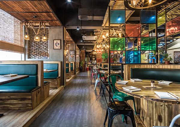 一亩七生态概念餐厅-布吉店