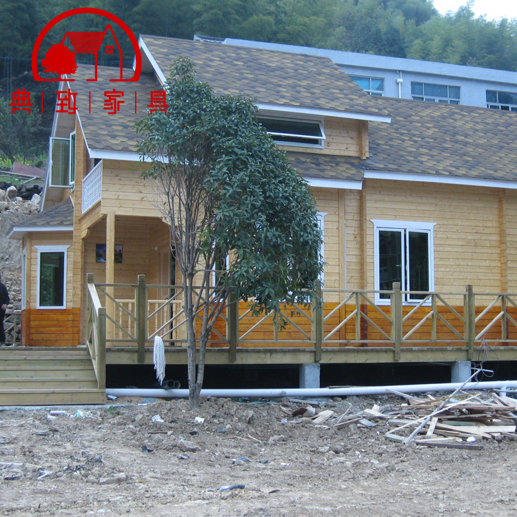 浙江台州木屋别墅
