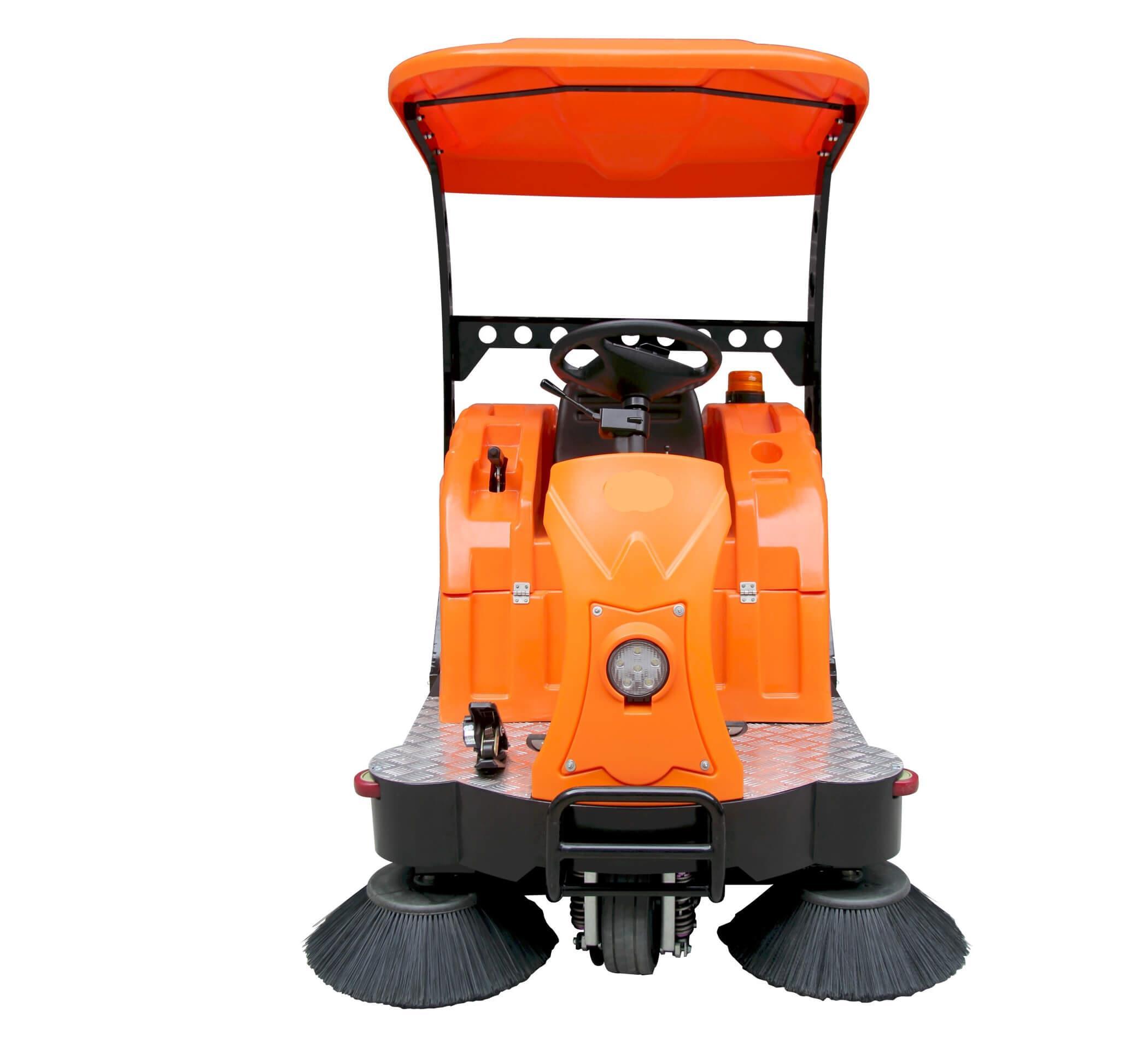 NSV-140驾驶式扫地车