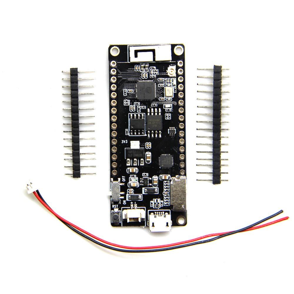LILYGO® TTGO T8 V1 7 ESP32 4MB PSRAM TF CARD 3D ANTENNA