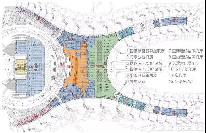 【水蓄冷节能技术】历时8年的重庆江北机场 T3A 航站楼
