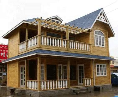 二层木屋21