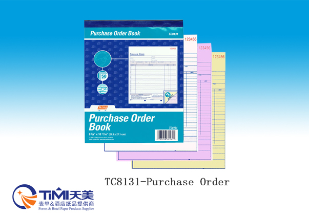 TC8131-Purchase Order