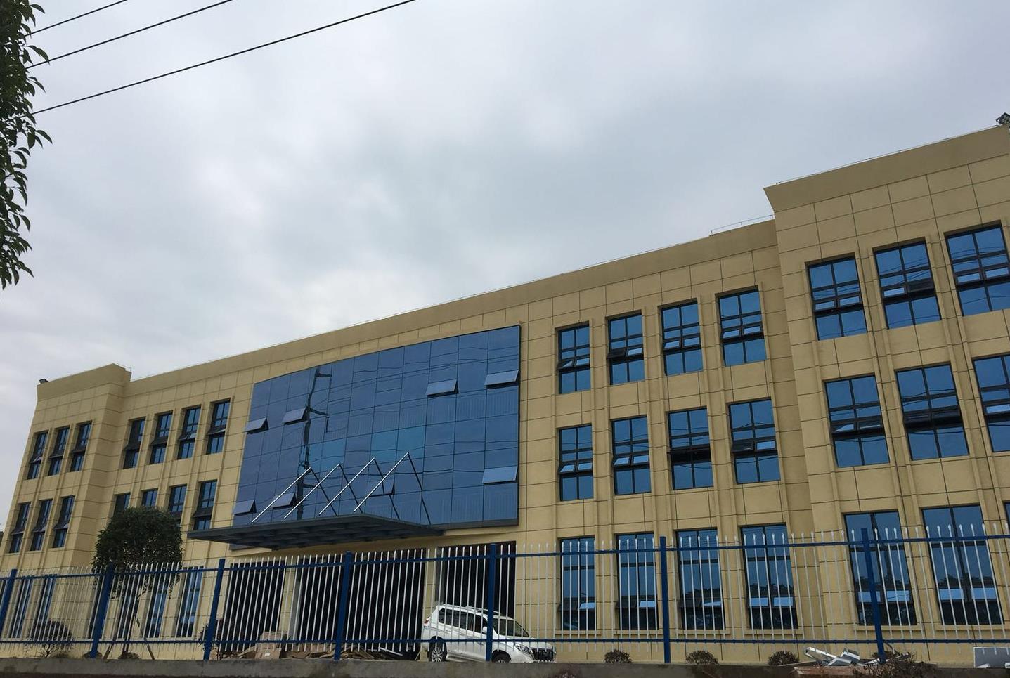涪陵成聚年产30万套汽车座椅内饰件生产项目