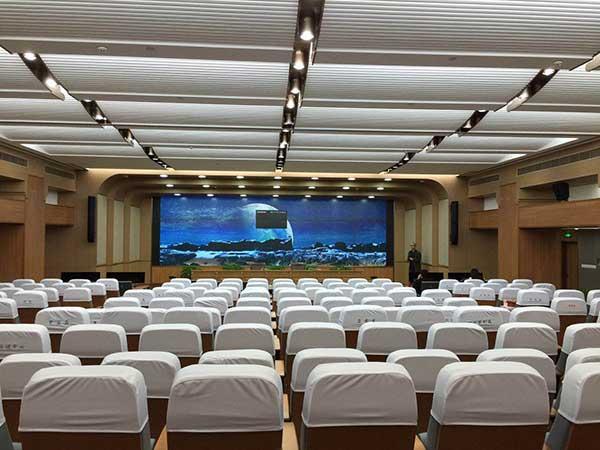 上海杨浦法院多功能会议厅