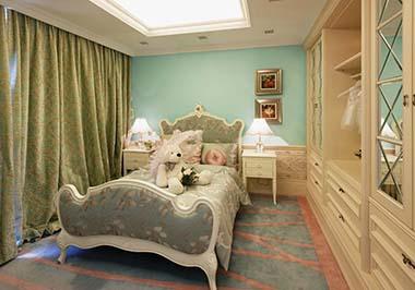 儿童房 欧式风格