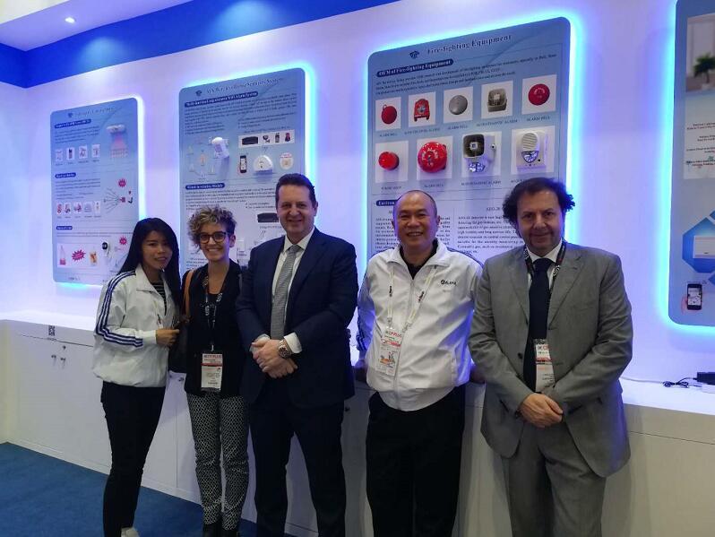 AIN-Intersec 2018(Dubai)