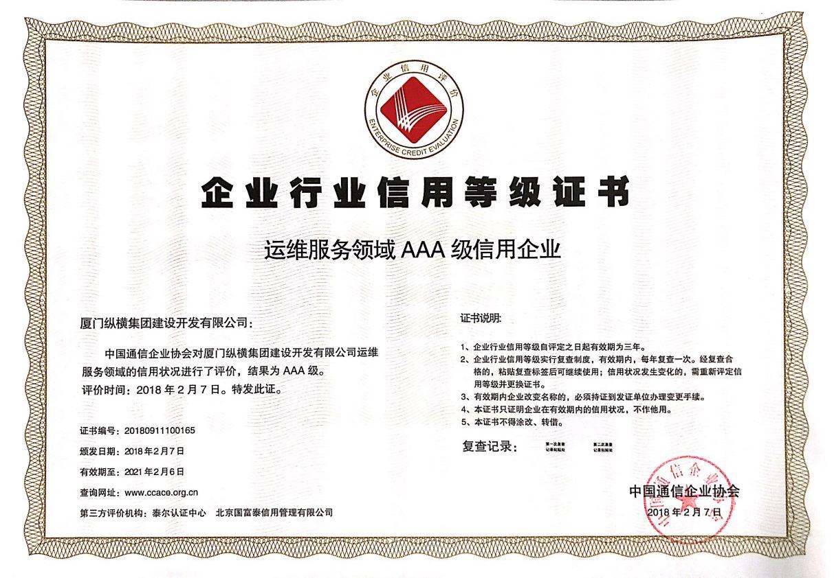 德艺双馨认证,荣誉加冕!纵横两师商店喜获中国通信企业工会企业贷款等级评价