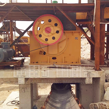 100-200tph cobblestone crushing project in Surabary,Indonesia