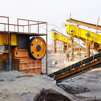 Iron ore crushing line project in Rwanda,Africa