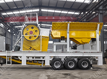 200-300tph Construction Waste Crushing Station in Australia