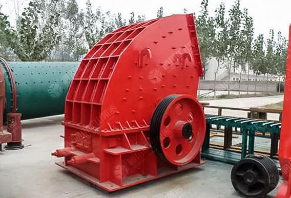 Jiangxi Yichun 500 TPH Limestone Production Line