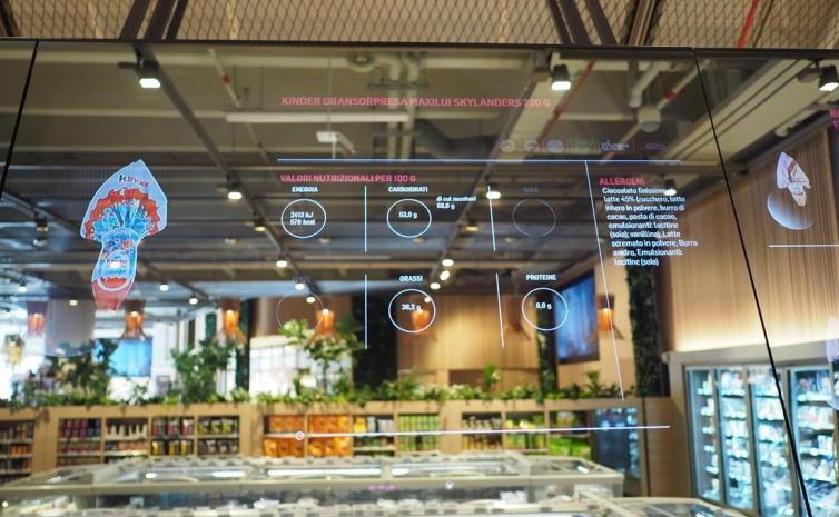 2027年,未来的超市将是这个样…