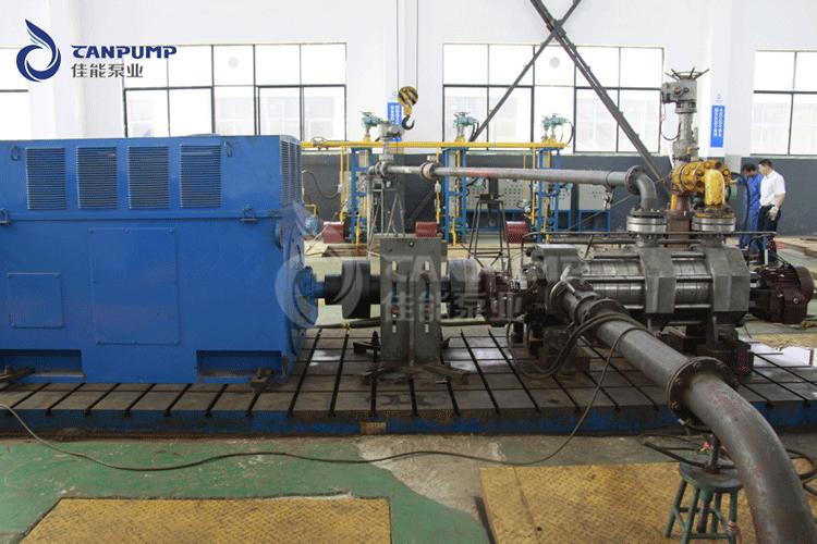 高压泵测试